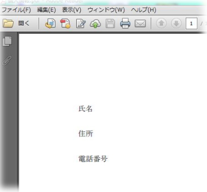 Adobe Reader Xi3