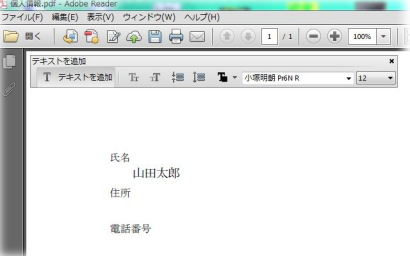 Adobe Reader Xi6