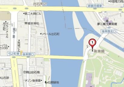 Yahoo地図1