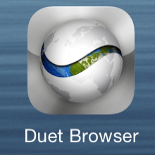 DuetBrowser