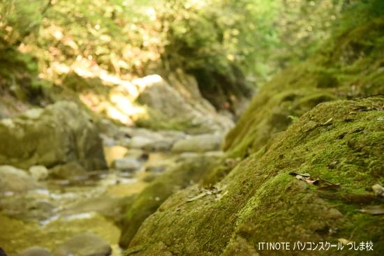 鈍川渓谷1