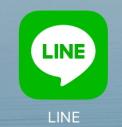 LINEデビュー